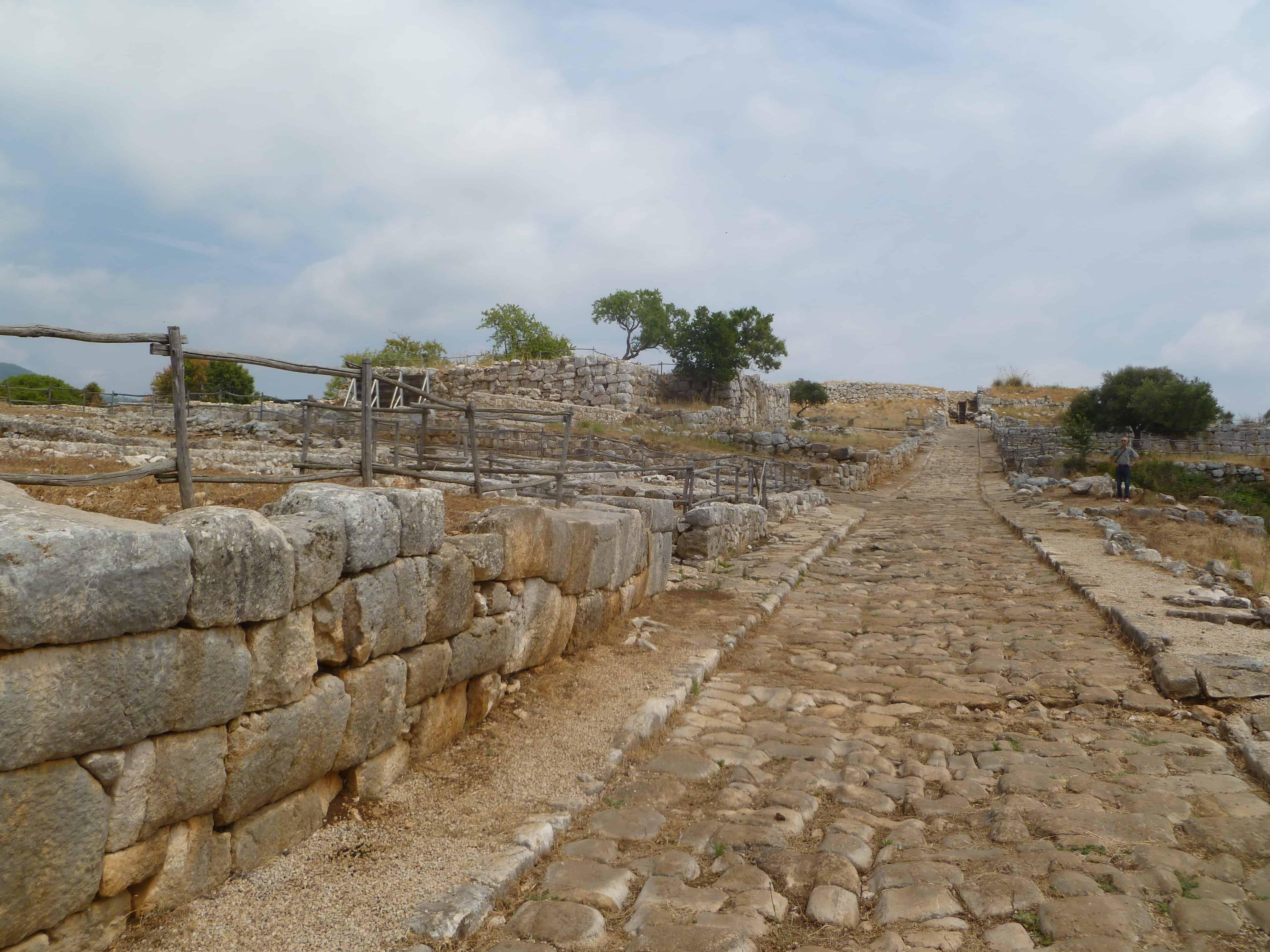 Archeologische rondreis Italië - Norba Acropolis