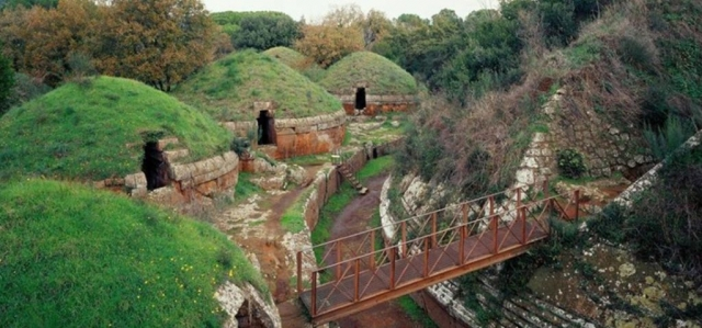 Archeologische rondreis Italië