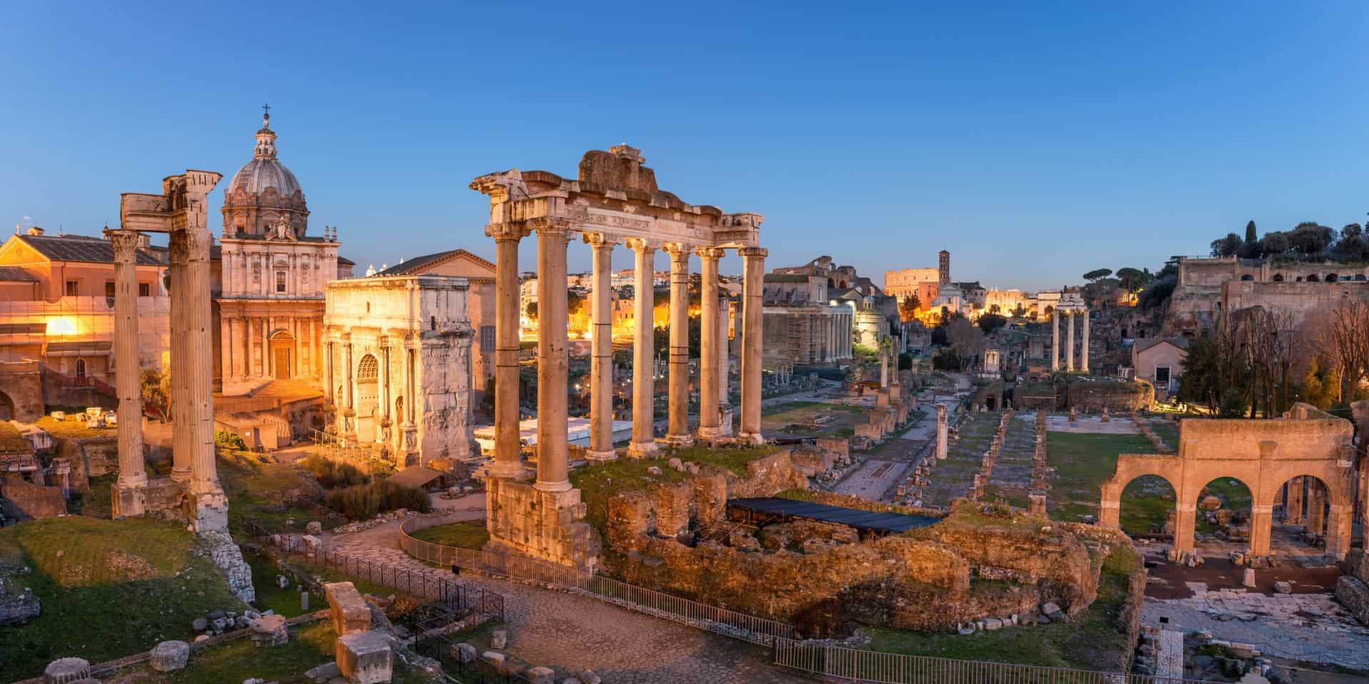 Archeologie Rome