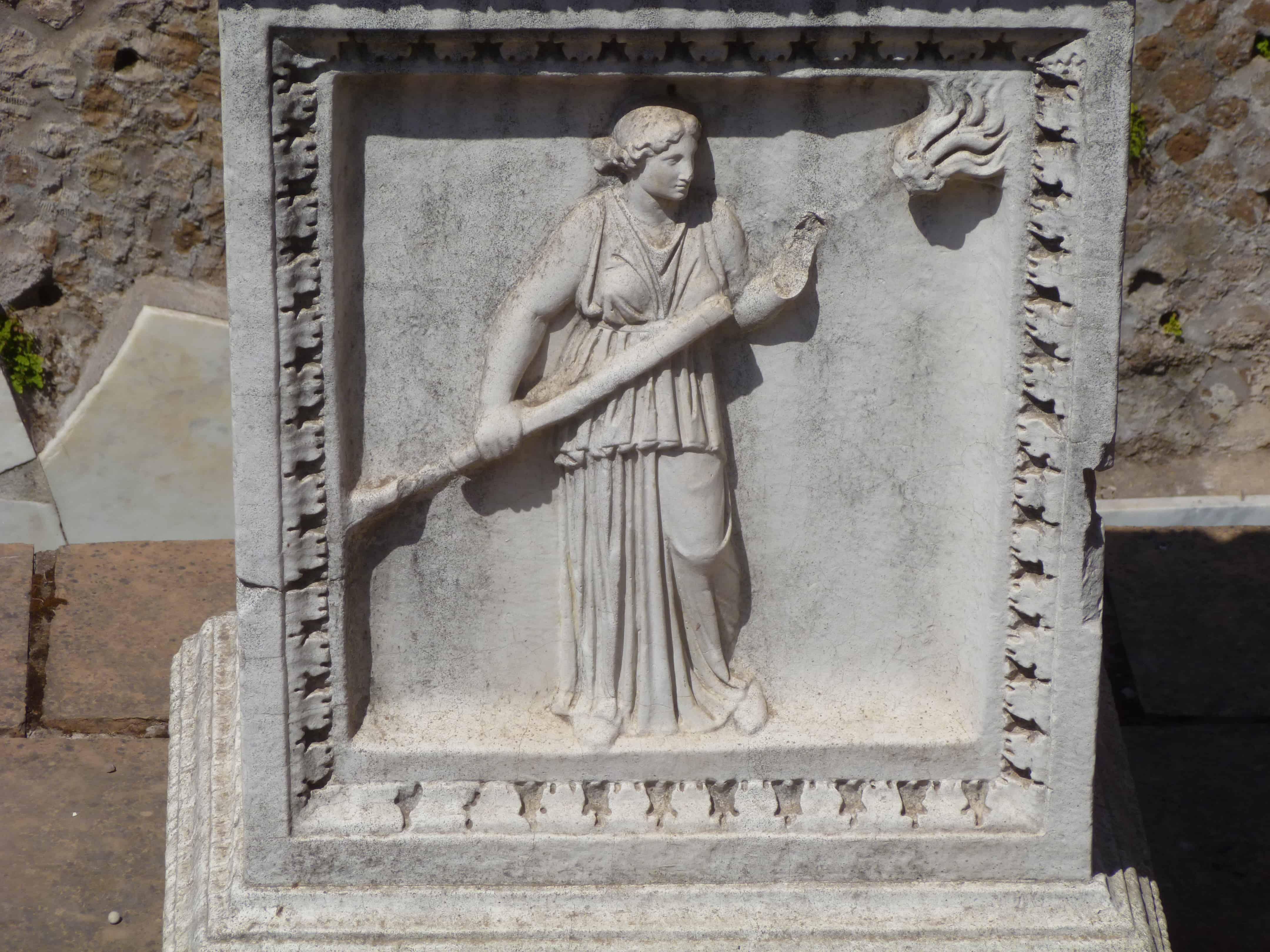 Archeologische tour Rome