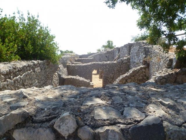 Archeologische rondreis Italië - Military rooms