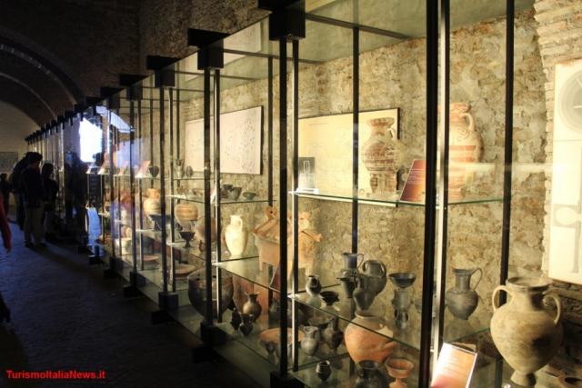 Archeologisch museum Cerveteri