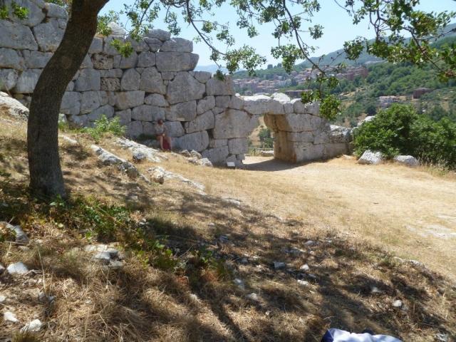 Archeologische sites Italië