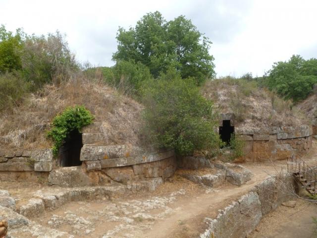 Archeologische rondreis Italië - Cerveteri