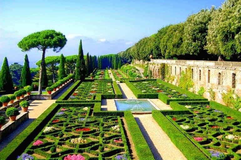 Archeologische rondreis Italië - Paus
