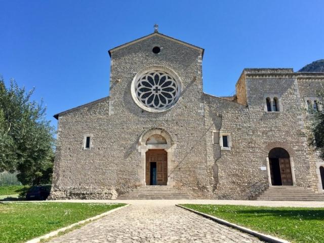 Archeologische rondreis Italië - Valvisciolo Abbey