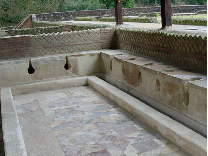 Archeologische rondreis Italië - Villa van Domitianus
